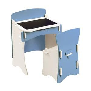 Detský stolík a kresielko Blue