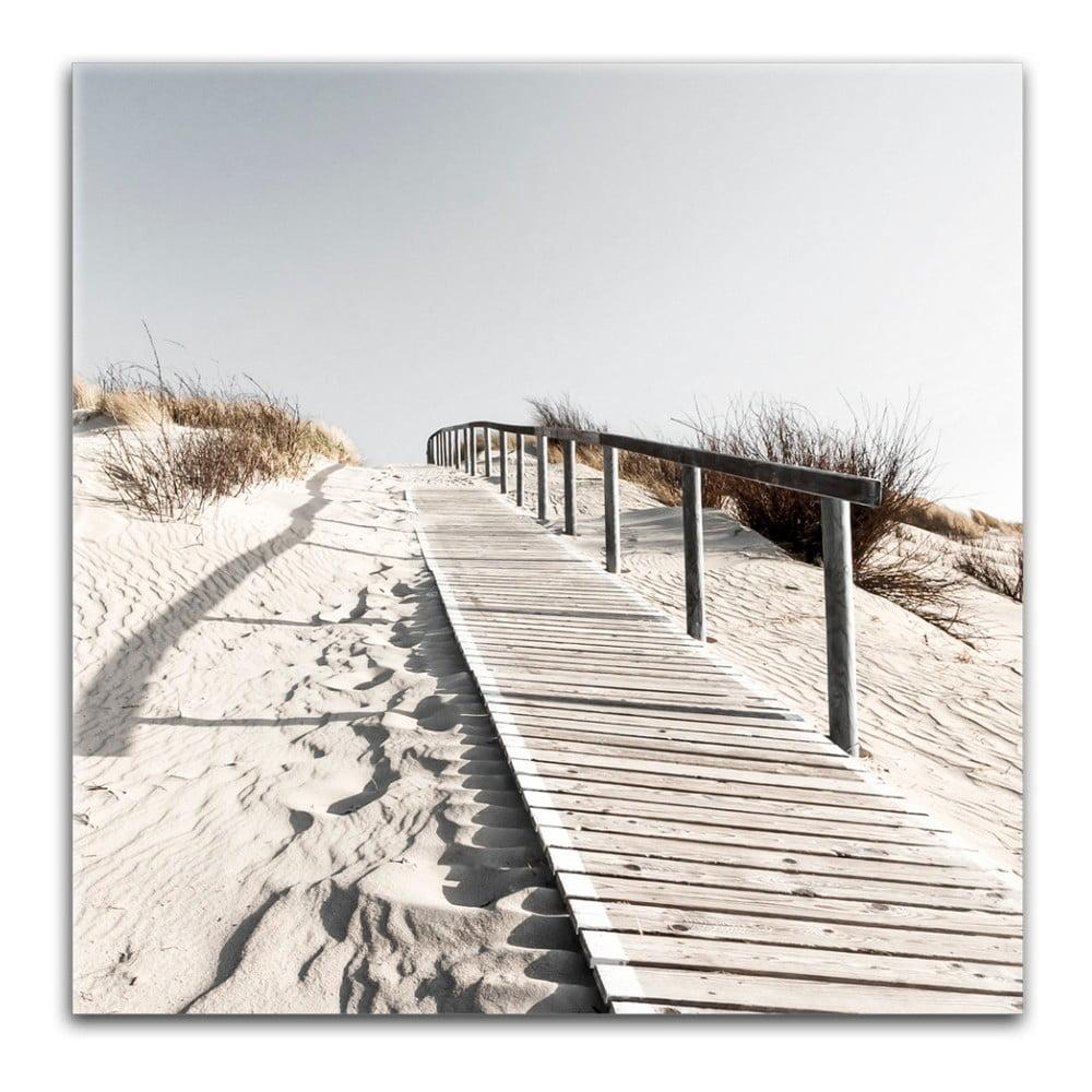 Obraz Styler Glas Dunes 7D, 20 × 20 cm