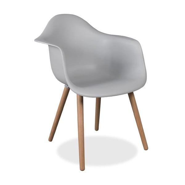Stolička Dimero Simple Legs Grey