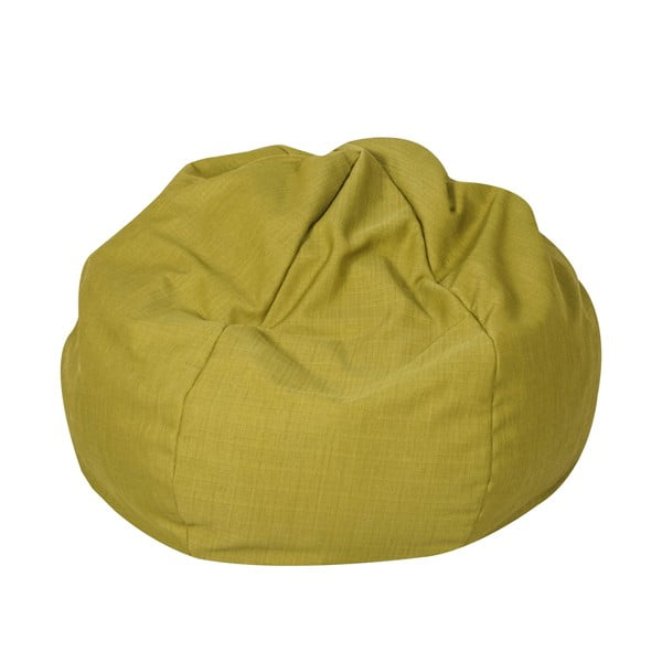 Vak na sedenie Bean Bag, zelený