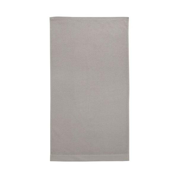 Sada 3 sivých uterákov Seahorse Pure, 60x110cm
