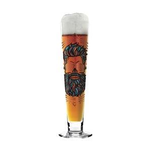 Set pohára na pivo a 5 pivných podložiek Ritzenhoff Horst Haben