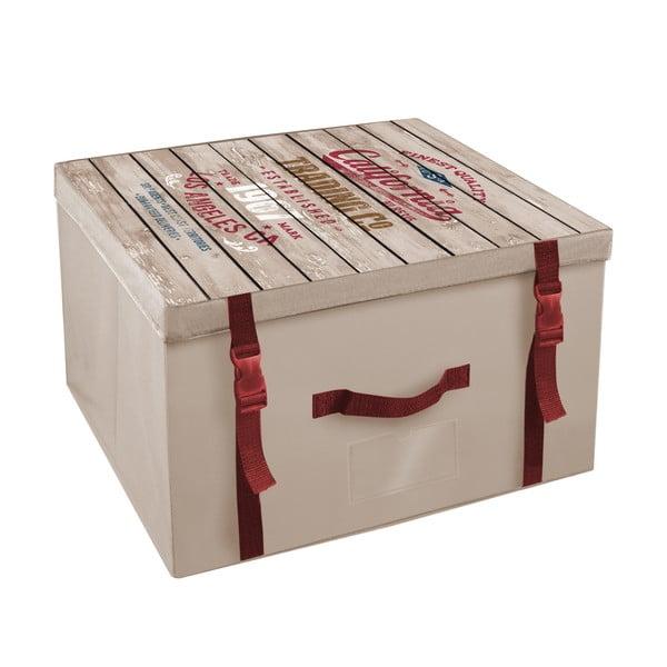Úložná krabica Old California, 50x40 cm