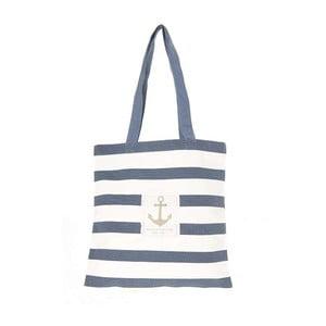 Plážová taška Navy Anchor