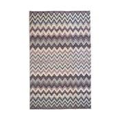 Jutový koberec Agio Cement, 160x230 cm