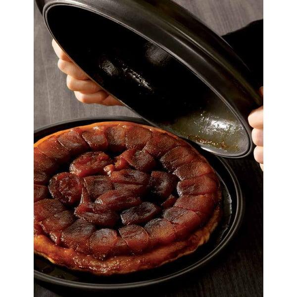 Forma na koláč Emile HenryTarte Tatin 21 cm, čierna