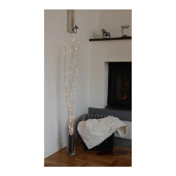 Svietiaca LED dekorácia Willow 60 White