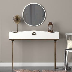 Set konzolového stola so zrkadlom Melinda