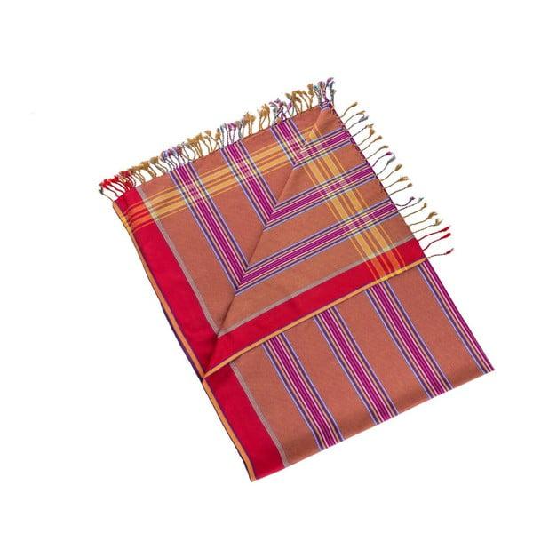 Osuška/pareo Gonca Red, 100x178 cm