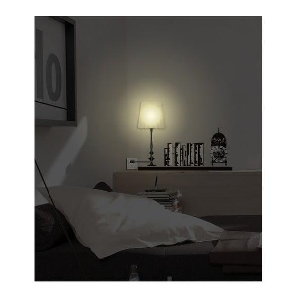 Nástenné svietidlo so samolepkou Mauro Ferretti Shelf
