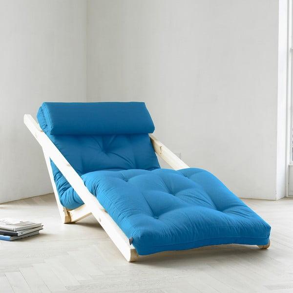 Leňoška Karup Figo, Raw/Horizon Blue, 70 cm