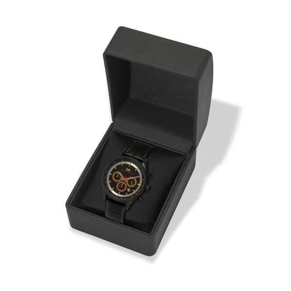 Pánske hodinky Rhodenwald&Söhne Eastwood Black/Redgold