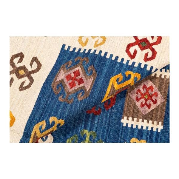 Ručne tkaný koberec Kilim Dalush 505, 220x160 cm