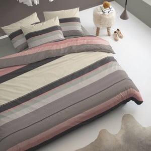 Obliečky Zetland Grey, 140x200 cm