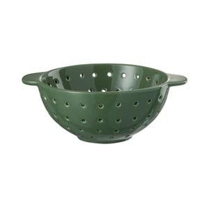 Zelené cedidlo J-Line Cer