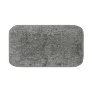 Sivá podložka do kúpeľne Confetti Miami, 57×100cm