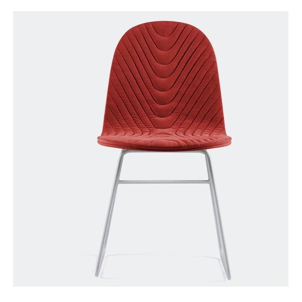Stolička Mannequin V, červená