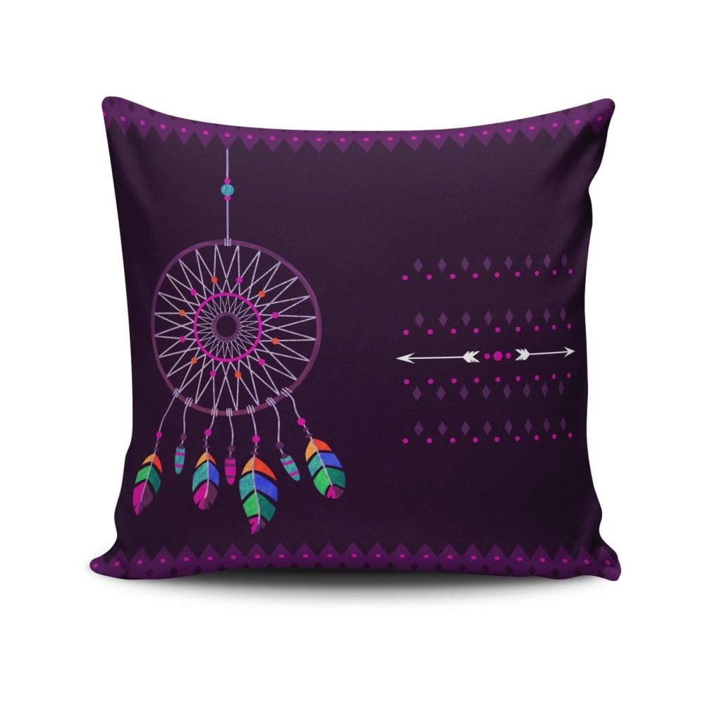 Vankúš s prímesou bavlny Cushion Love Dreams, 45 × 45 cm