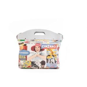 Dámska kabelka do ruky Cinzano