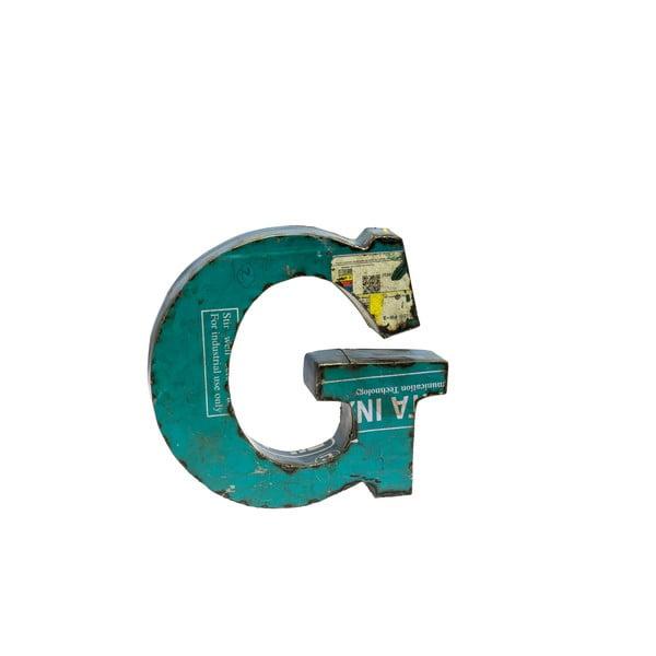 Písmeno Alfabeto G