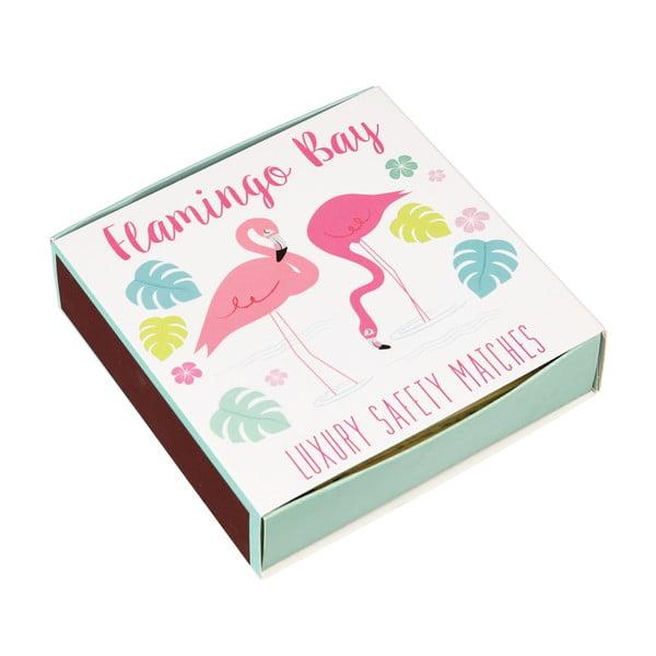 Škatuľka dlhých zápaliek Rex London Flamingo Bay