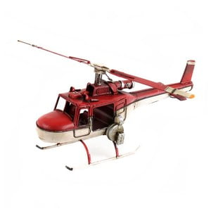 Dekoratívna helikoptéra InArt Fly High