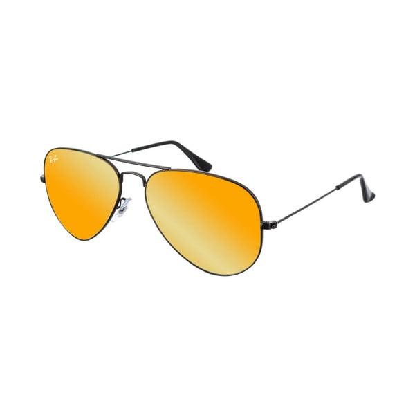 Slnečné okuliare Ray-Ban Aviator Black Fire