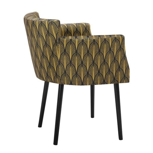 Zamatová stolička Windsor & Co Sofas Gemini