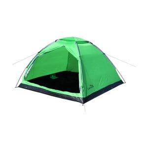Zelený stan pre 3 osoby Cattara Triglav