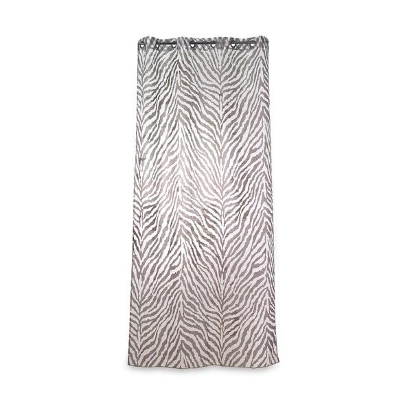 Záves Zebra Kaki, 135x270 cm