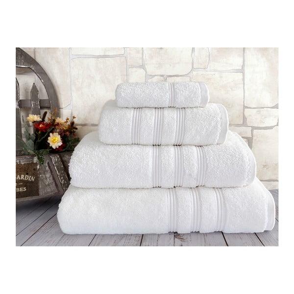 Biely uterák Irya Home Classic, 50x90 cm