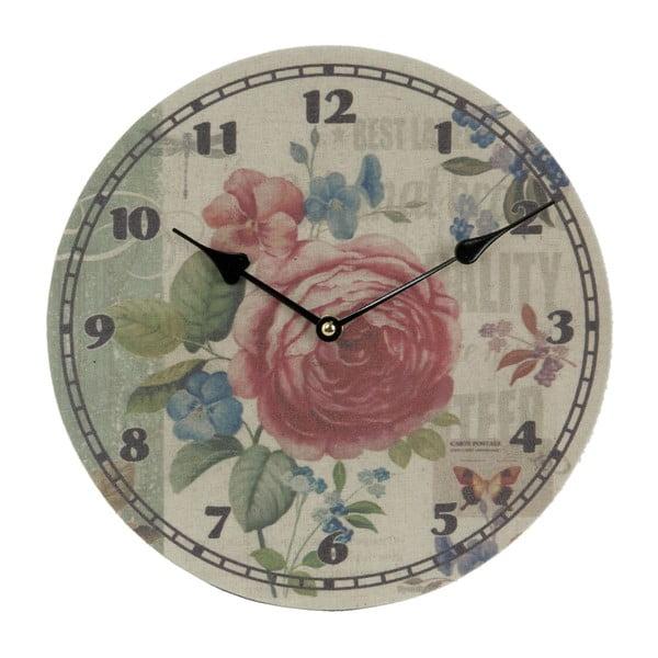 Nástenné hodiny Beauty, 29 cm