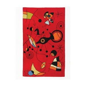 Koberec Miro Red, 180x120 cm
