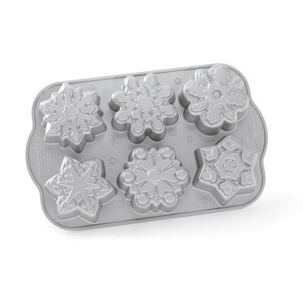 Forma na koláčky Snehové vločky