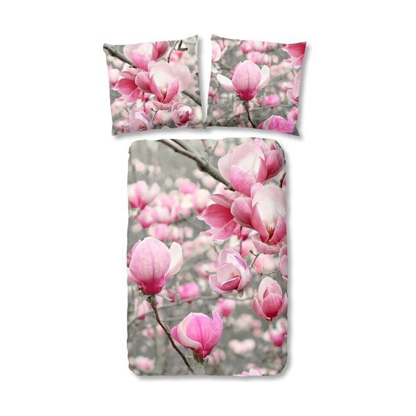 Bavlnené obliečky Muller Textiel Magnolia, 135 x 200 cm