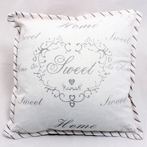 Obliečka na vankúš White Sweet, 40x40 cm