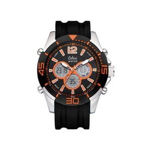 Hodinky Colori 47 Orange/Black