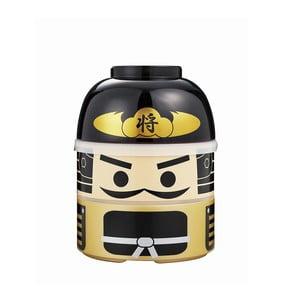 Detský desiatový box Joli Bento Kokeshi, 850ml