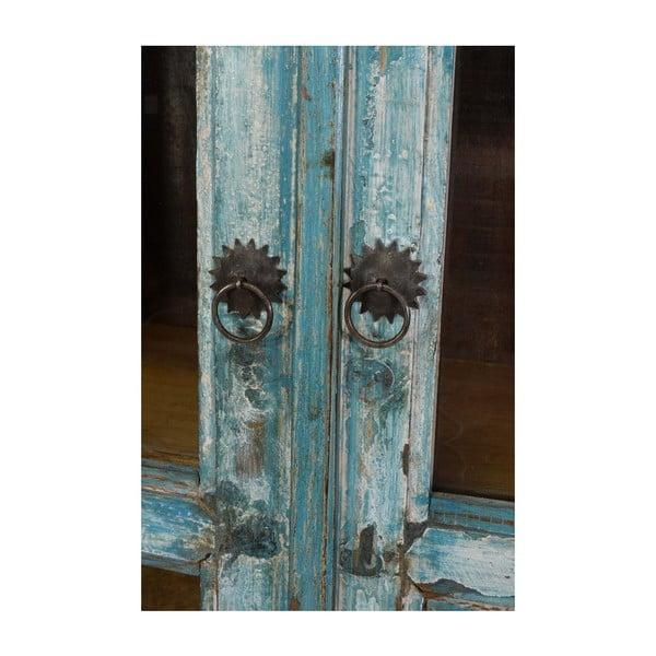 Sklenená vitrína India, 169 cm