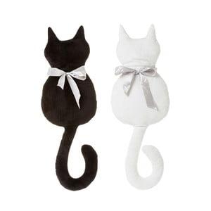 Sada 2 vankúšov v tvare mačky Unimasa, 50 x 27 cm