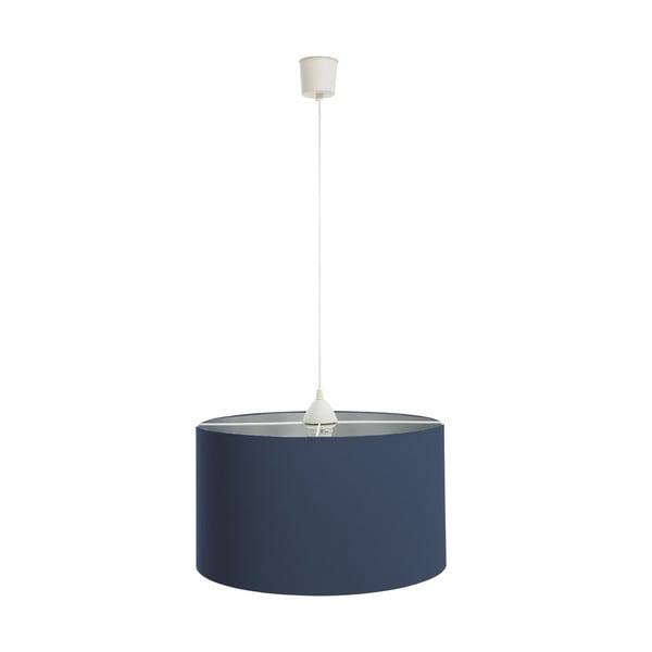 Závesné svietidlo Dark Blue Silver
