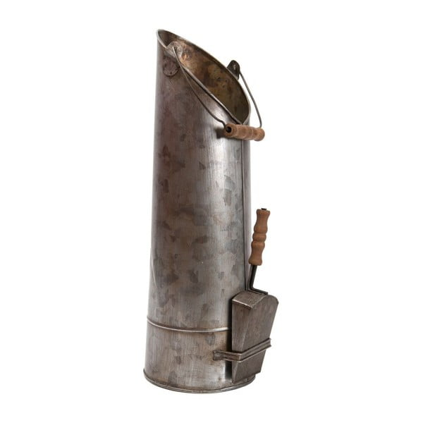 Kovový kýblik na popol Bucket Chalet