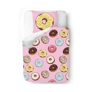 Obliečky Yellow Donut, 140x200 cm