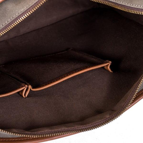 Taška na notebook Avi-8, hnedá