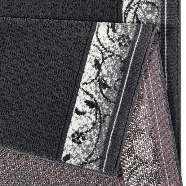 Koberec Basic Elegance, 80x200 cm, sivý