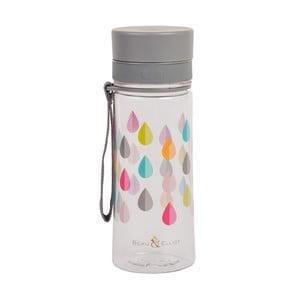 Fľaša na vodu Navigate Raindrops