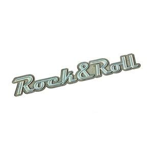 Nástenná ceduľa Rock & Roll