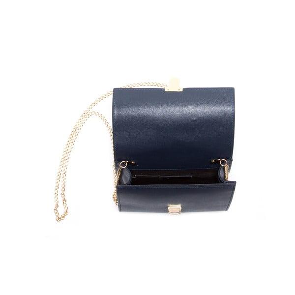 Modrá kožená kabelka Sofia Cardoni Marita