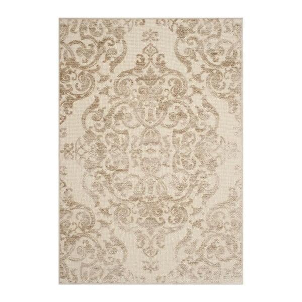 Béžový koberec Safavieh Marigot, 121 x 170 cm