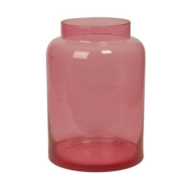 Váza Present Time Pure Pink, 16x23 cm